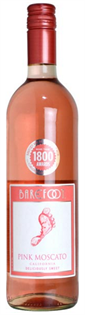 Barefoot Pink Moscato 750ml - Case of 12